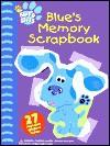 Blue's Memory Scrapbook with Sticker - Deborah Reber, Victoria Miller