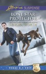 Lone Star Protector (Texas K-9 Unit) - Lenora Worth