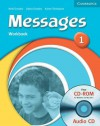 Messages 1 Workbook [With CDROM] - Noel Goodey, Karen Thompson