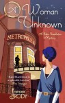 A Woman Unknown: A Kate Shackleton Mystery - Frances Brody