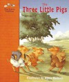 The Three Little Pigs: A Fairy Tale by Perrault (The Little Pebbles) - Marie-France Floury, Agnes Mathieu
