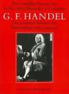 The Complete Sonatas for Treble (Alto) Recorder & Continuo - Georg Friedrich Händel, Walter Bergmann