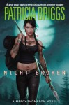 Night Broken - Patricia Briggs