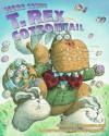 Here Comes T.Rex Cottontail - Lois G. Grambling, Jack E. Davis
