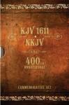 KJV 1611 Bible / NKJV Bible: 400th Anniversary Commemorative Set - Thomas Nelson Publishers