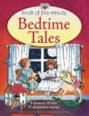 A Book of Five-Minute Bedtime Tales: A Treasury of Over 35 Sleepytime Stories - Nicola Baxter, Jenny Press