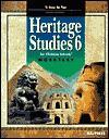 Heritage Studies 6 for Christian Schools: Worktext - Bob Jones University