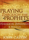 Praying through the Prophets: Habakkuk, Zephaniah & Haggai - John Calvin, B. Aguilera