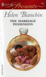 The Marriage Possession - Helen Bianchin