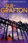 M is for Malice (Kinsey Millhone Mystery 12) - Sue Grafton