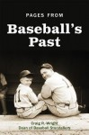 Pages from Baseball's Past - Craig Wright
