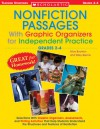 Nonfiction Passages With Graphic Organizers for Independent Practice: Grades 2-4: Selections With Graphic Organizers, Assessments, and Writing Activities That Help Students Understand the Structures and Features of Nonfiction - Alice Boynton, Wiley Blevins