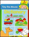 Tiny The Mouse Dictionary For 4-Year-Olds - Balloon Books