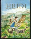 Heidi (Illustrated Junior Library) - Johanna Spyri