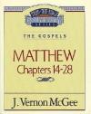 Matthew II - J. Vernon McGee