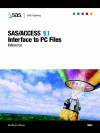 SAS/Access 9.1 Interface to PC Files: Reference - SAS Institute, SAS Institute