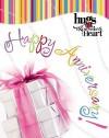 Hugs Expressions: Happy Anniversary - Howard Books