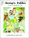 Aesop's Fables: Posters & Reproducible Pages: Grade 2-6 - Jo Ellen Moore, Leslie Tyron