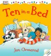 Toddler Story Book: Ten in a Bed - Jan Ormerod