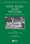 New Risks, New Welfare - Ian Shaw, I. Shaw I.