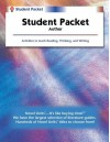 Sadako And The Thousand Paper Cranes Student Packet By Novel Units, Inc - Novel Units