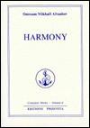 Harmony (Complete Works Volume 6) - Omraam Mikhaël Aïvanhov