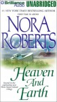 Heaven and Earth (Three Sisters Island trilogy #2) - Nora Roberts