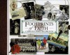 PLANNER: Footprints of Faith: A Christian Family Record Planner - NOT A BOOK