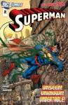 Superman #2 - George Pérez, Jesús Merino