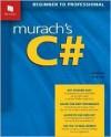 Murach's C# - Doug Lowe