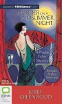 Murder on a Midsummer Night - Stephanie Daniel, Kerry Greenwood