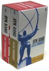 Ayn Rand Set: The Fountainhead/Atlas Shrugged (Boxed Set) - Ayn Rand