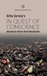 In Quest of Conscience - Gitta Sereny, Robert David MacDonald
