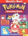 World'S Best Pokemon Drawing Book - Ron Zalme