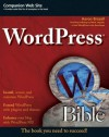 Wordpress Bible - Aaron Brazell