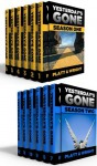 Yesterday's Gone: SEASONS ONE AND TWO (Episodes 1-12) - David W. Wright, Sean Platt