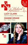 Diamond Ring for the Ice Queen/No. 1 Dad in Texas - Lucy Clark, Dianne Drake