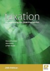 Taxation: Incorporating the 2009 Finance ACT - Richard Andrews, Peter Rowes, Alan Combs