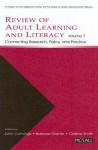 Review of Adult Learning and Literacy, Volume 7: Connecting Research, Policy, and Practice (National Center for the Study of Adult Learning and Literacy Series) (v. 7) - John Comings, Barbara Garner, Christine Smith