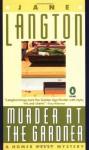 Murder at the Gardner - Jane Langton