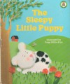 The sleepy little puppy - Paige Billin-Frye