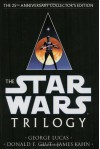 The Star Wars Trilogy, Episodes IV, V & VI - George Lucas, Donald F. Glut, James Kahn