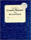 Teachers Lesson Planner and Record Book - Stephanie Embrey