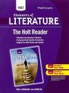 The Holt Reader, Third Course - Holt Rinehart