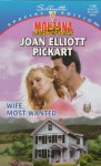 Wife Most Wanted - Joan Elliott Pickart