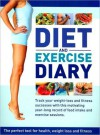 Diet and Exercise Diary - Hinkler Books
