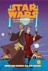 Star Wars: Clone Wars Adventures, Vol. 1 - W. Haden Blackman, Matt Fillbach, Ben Caldwell