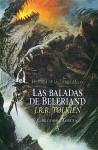 Las Baladas de Beleriand - J.R.R. Tolkien, J.R.R. Tolkien, John Howe, C.S. Lewis