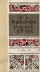 Dzienniki 1918-1929 - Zofia Nałkowska