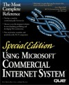 Using Microsoft Commercial Internet System - Pete Butler